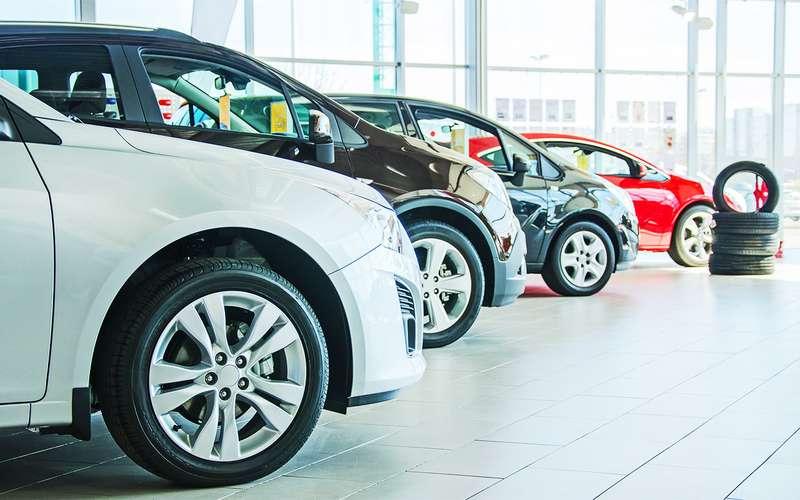 Всередине зимы  продажи авто  в РФ  увеличились  на31%