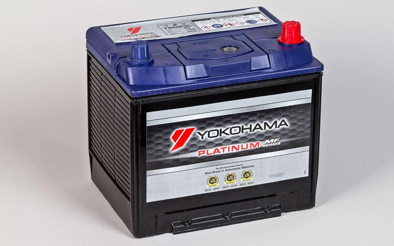 Лучшие автомобильные аккумуляторы— выбор ЗР— фото 804157