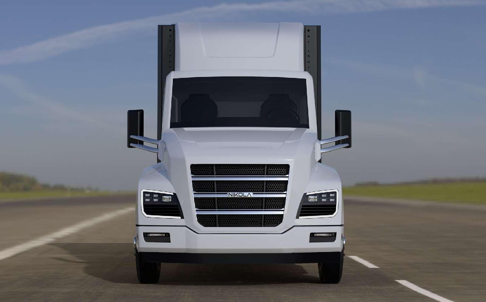 Воздушный замок: Nikola Motor сдержала слово иявила миру чудо-грузовик— фото 672502