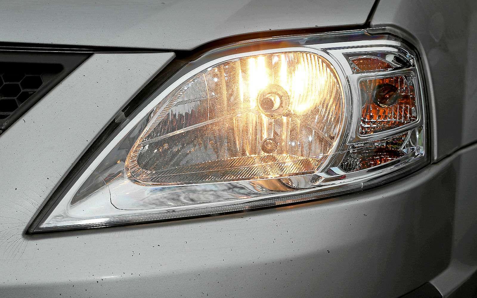 Lada Largus навторичке: неубиваемая подвеска икапризная электрика— фото 1211923
