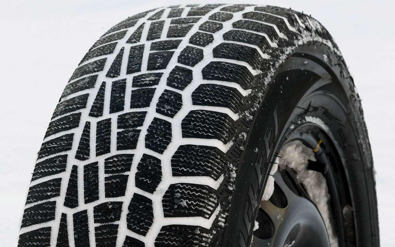 Большой тест зимних шин: выбор «Зарулем»!— фото 995075