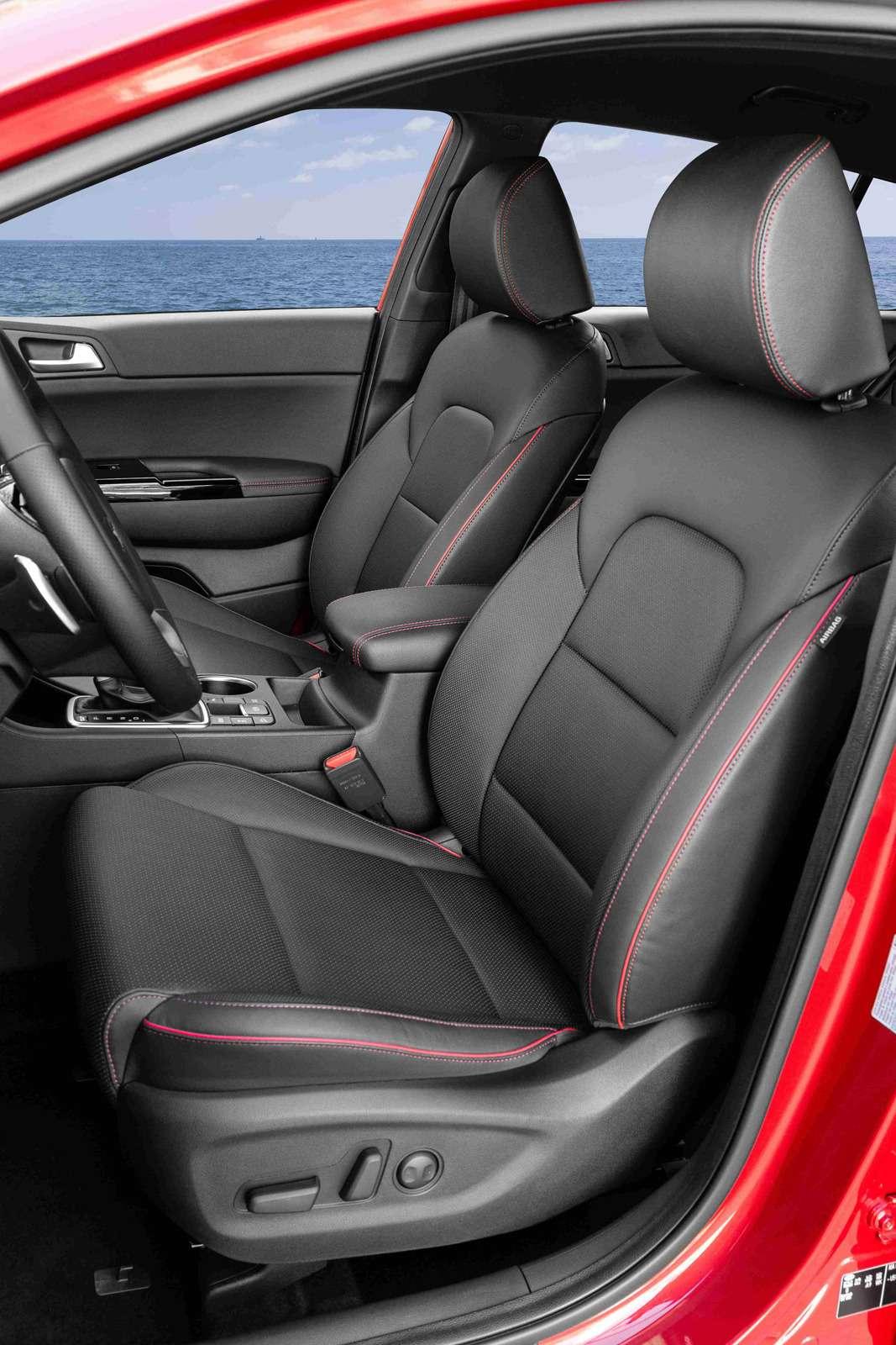Обновленный Kia Sportage: цены икомплектации— фото 916499
