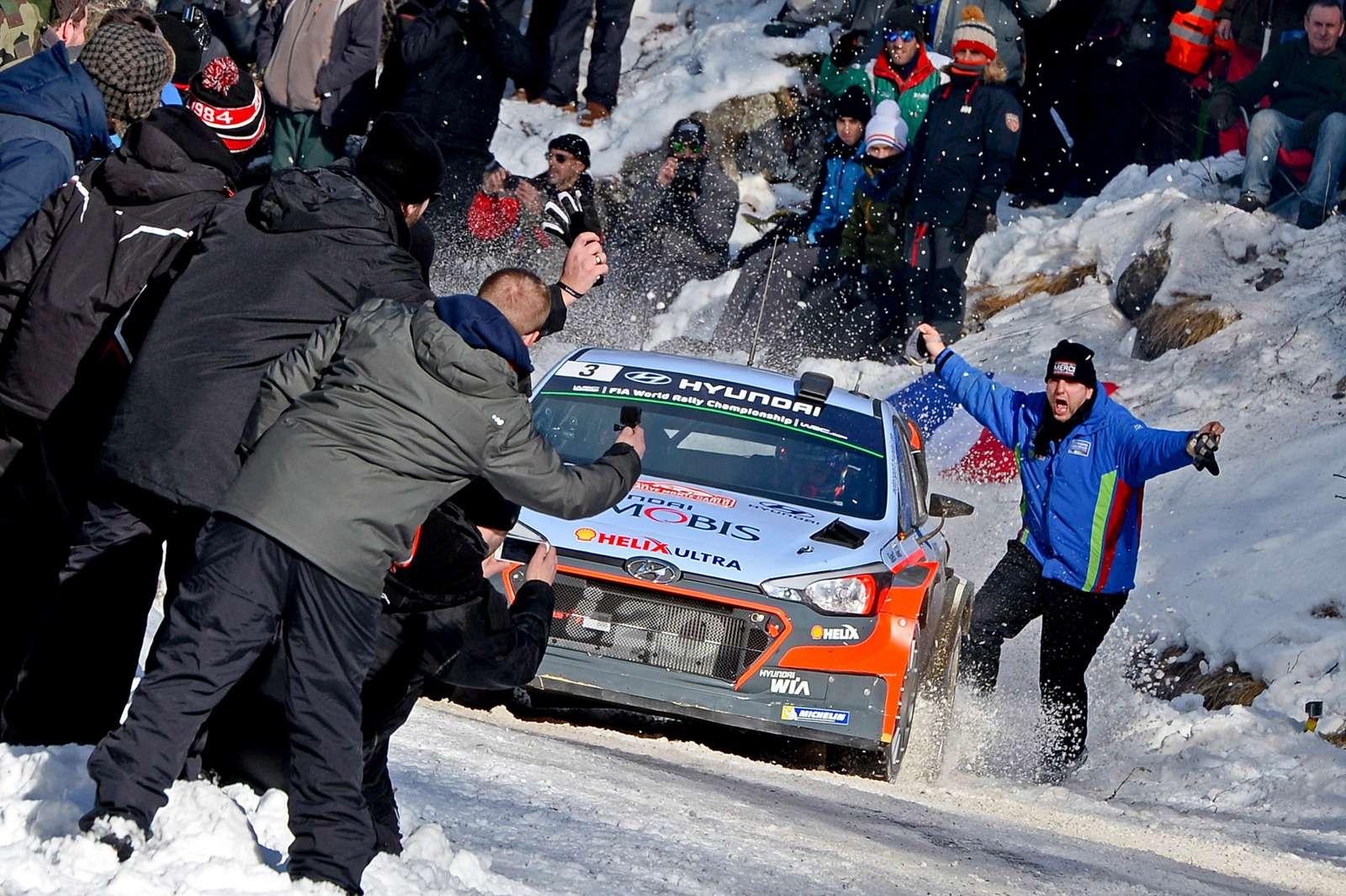 Чемпионат мира поралли  WRC: поиск антипода— фото 570667