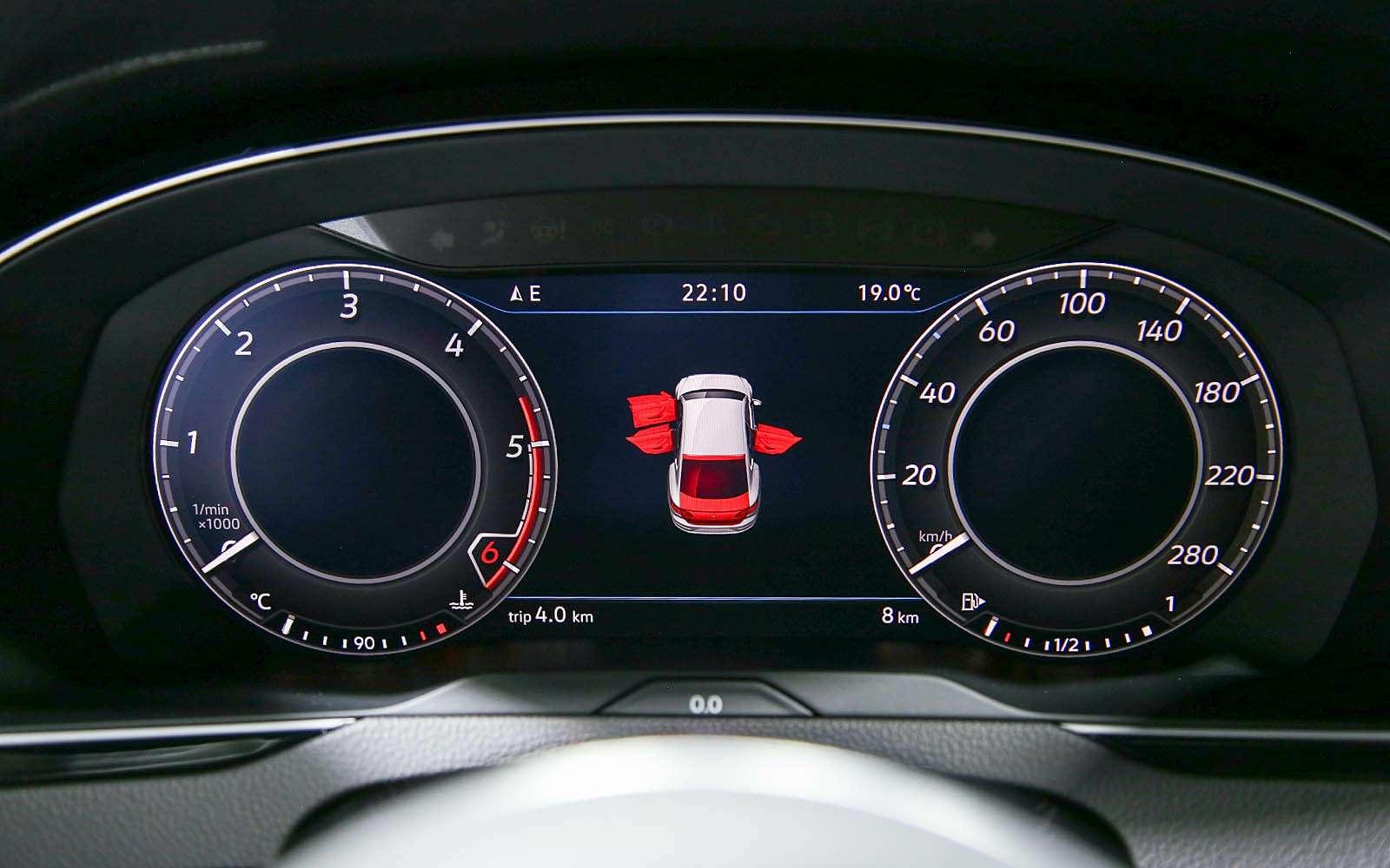 Volkswagen Arteon: это вам неЦе-Це!— фото 717542