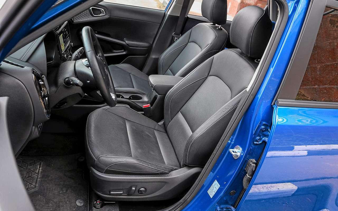 Покупаю Kia Soul: какой мотор лучше— 1.6или 2.0?— фото 1089789