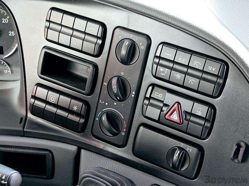 Mercedes-Benz Actros: Короли большой дороги— фото 90817