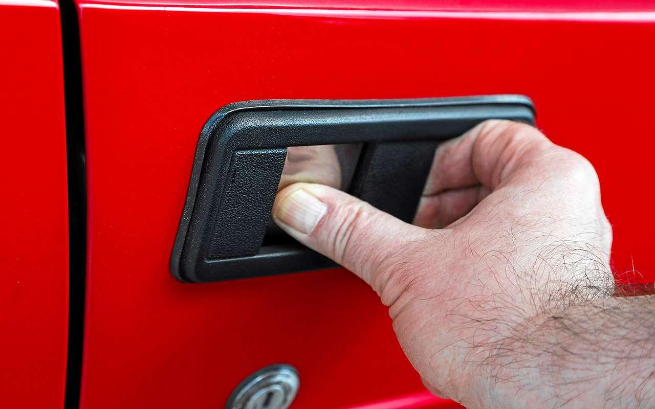 Машина комиссара Каттани— тест той самой Альфы— фото 1160809