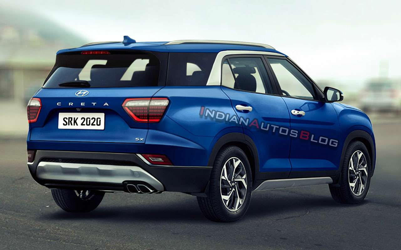 Какможет выглядеть 7-местная Hyundai Creta— фото 1118964