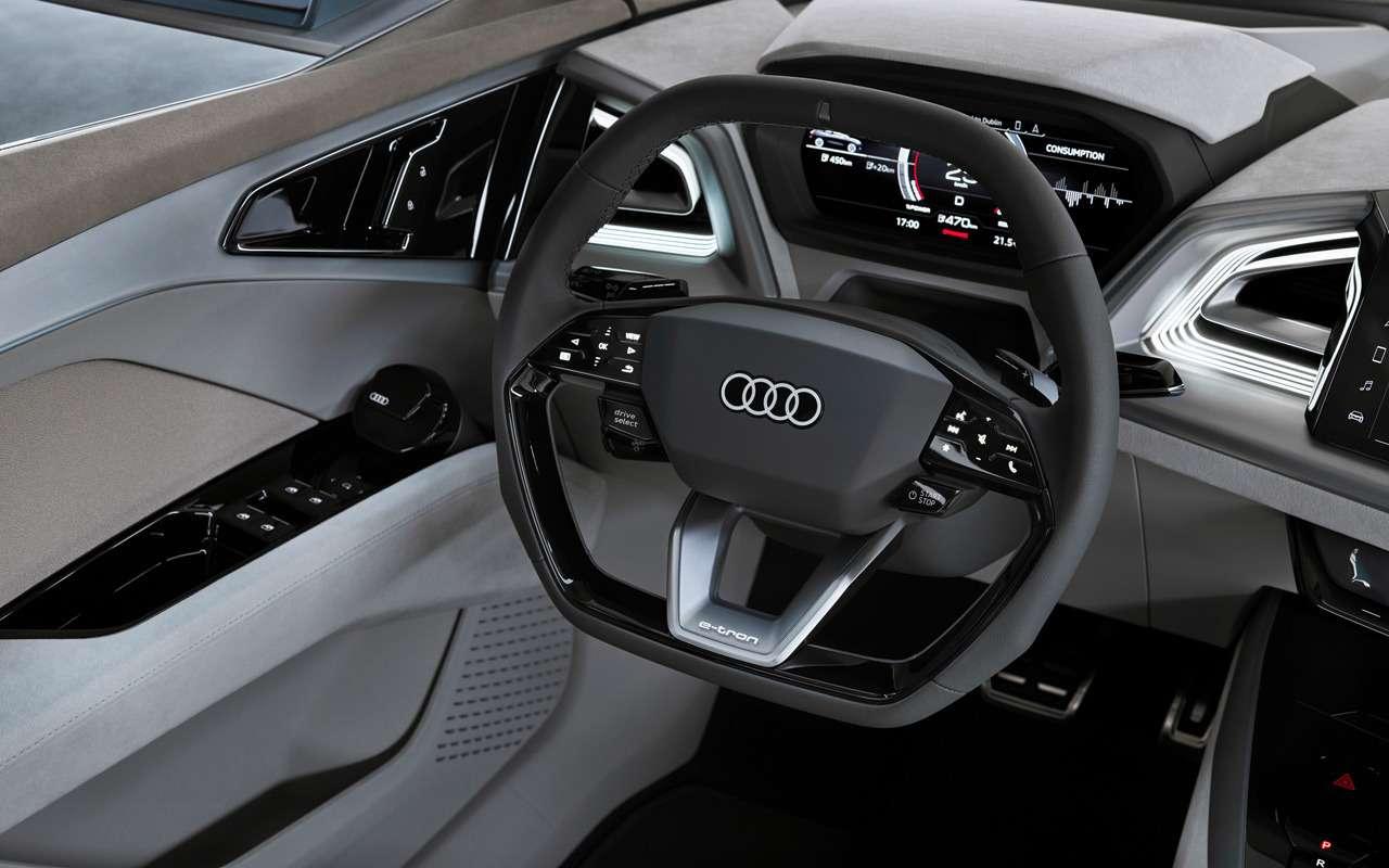 7 фактов оновом кроссовере Audi— фото 954530