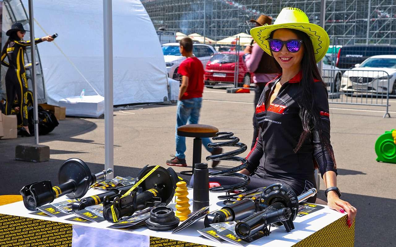 Крупнейший фестиваль раритетов наавтодроме Moscow Raceway— фото 882124