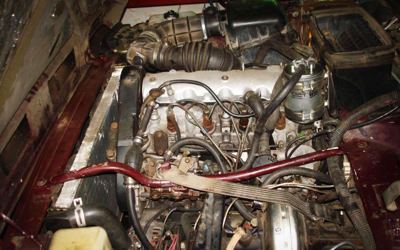 Lada 4x4: лучшее, что сней произошло за42года— фото 961007
