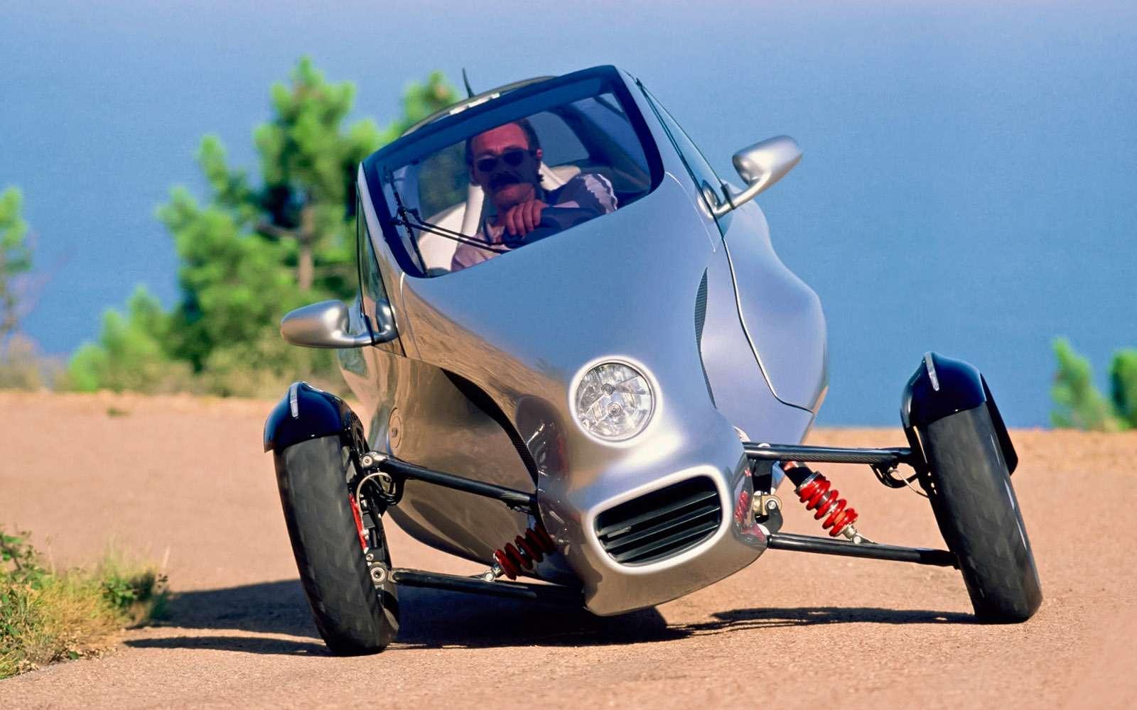 Трицикл МК-17: еще мотоцикл или уже автомобиль?— фото 680784