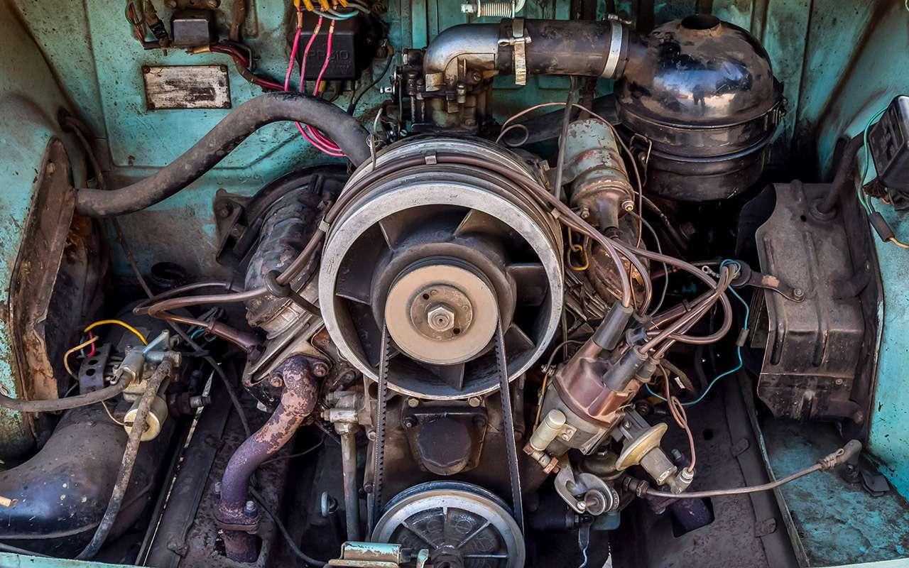 Советские автомобили против иномарок— супертест кюбилею— фото 858346