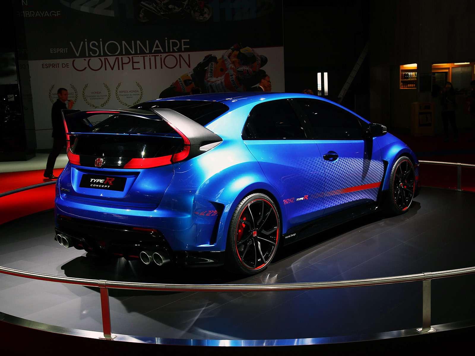 Honda Civic Type Rconcept_новый размер