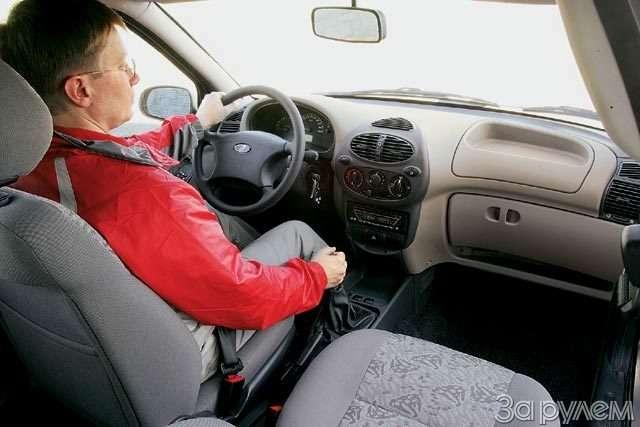 Тест Lada Kalina, Renault Logan, Chevrolet Aveo. Кому наРуси хорошо?— фото 57671