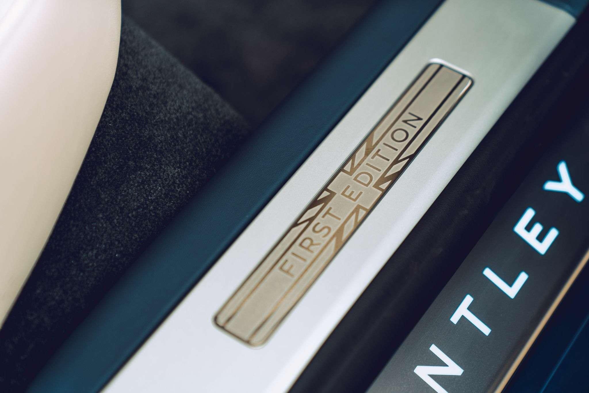 Новый Bentley Flying Spur продали за49миллионов рублей— фото 988254