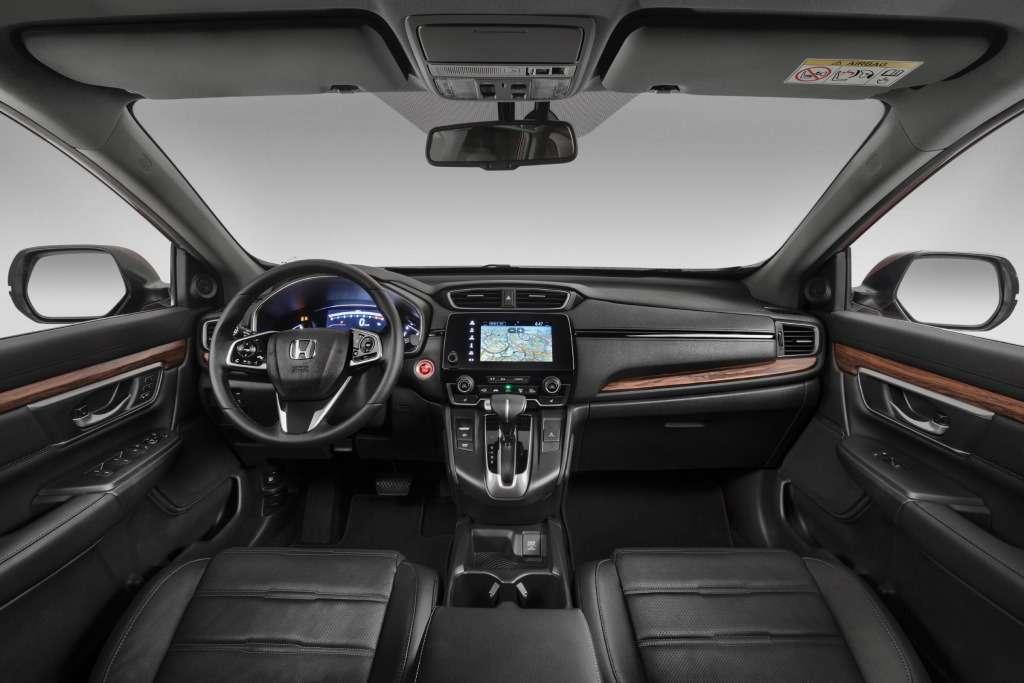 Новая Honda CR-V приехала вРоссию: названы цены— фото 753525