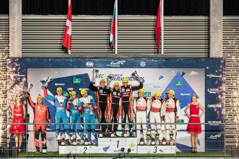 G-Drive Racing, Роман Русинов, Виталий Петров, SMP Racing, FIA WEC