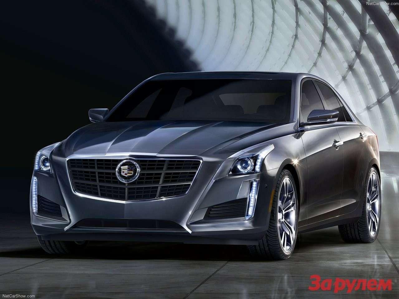 Cadillac CTS 2014 1280x960 wallpaper 02