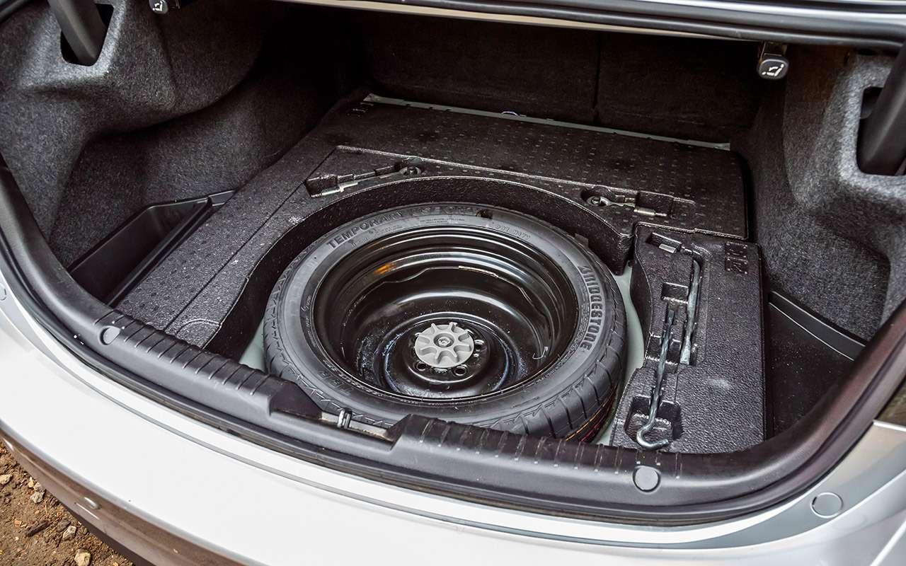 Hyundai Sonata против конкурентов— большой тест ЗР— фото 834909