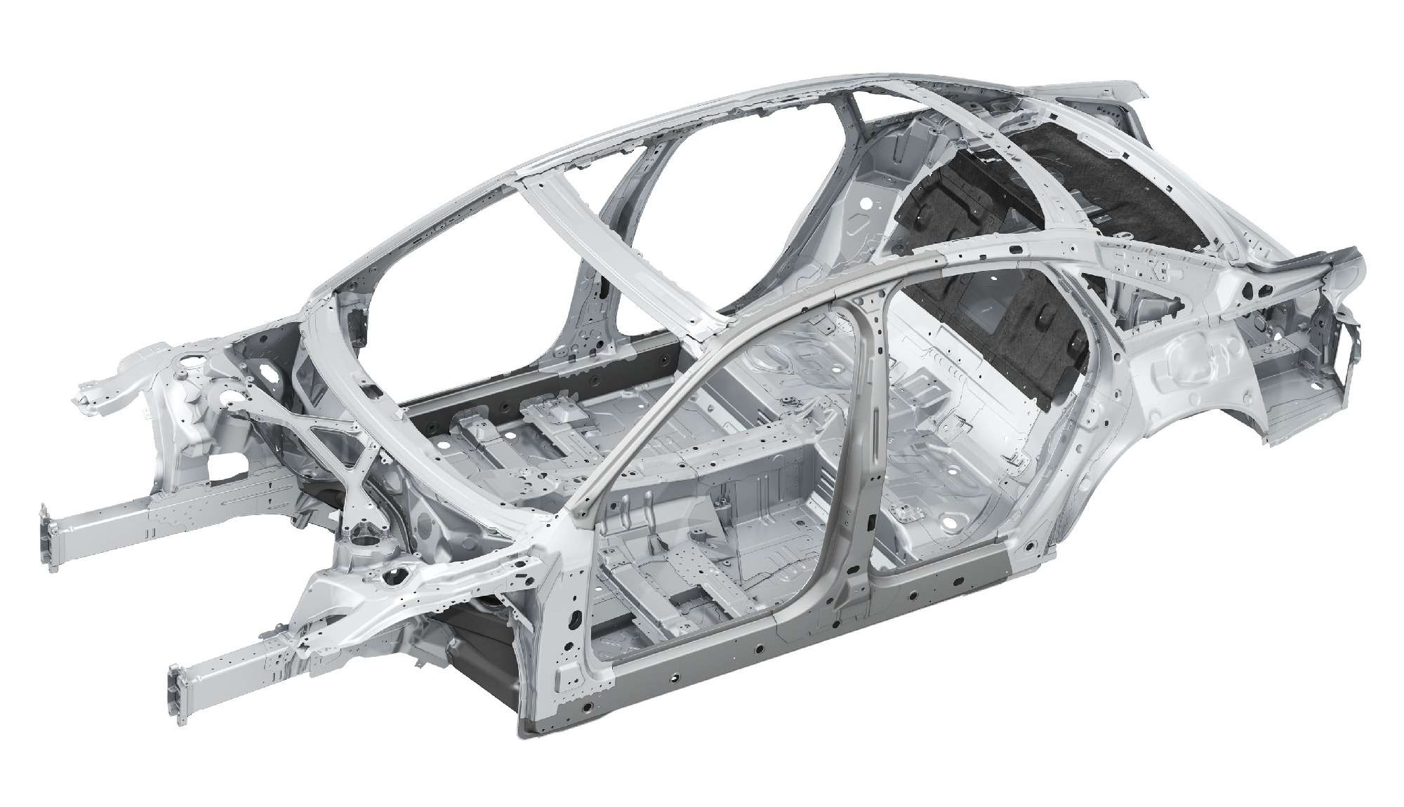 Новый Audi A8: работа надошибками BMW— фото 732820