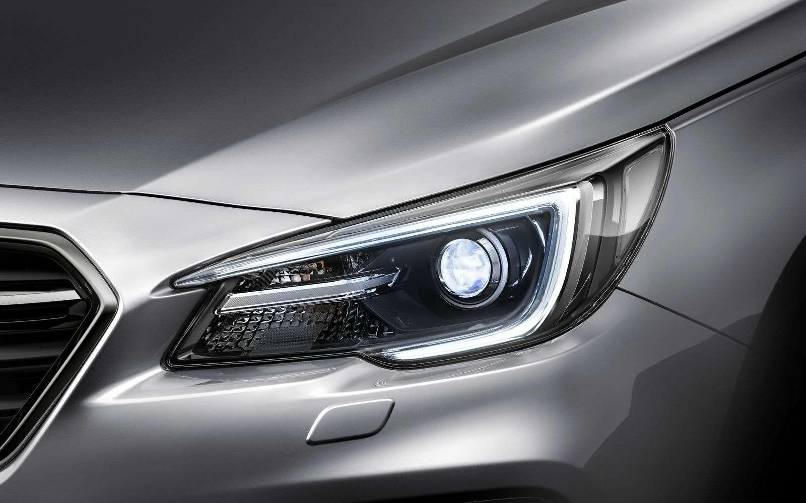 Кросс-универсал Subaru Outback неподорожал после обновления— фото 855715
