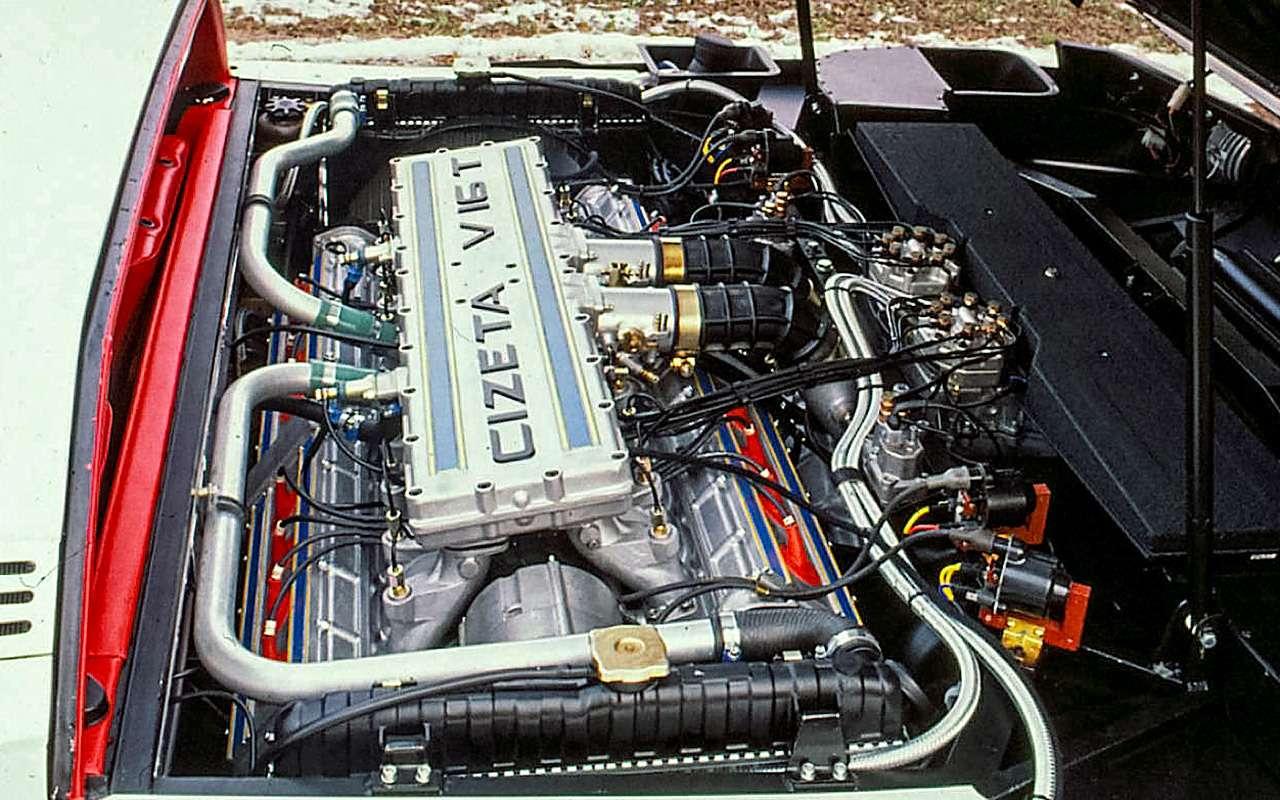 Самые большие моторы отV12до W18: полная история— фото 1085970