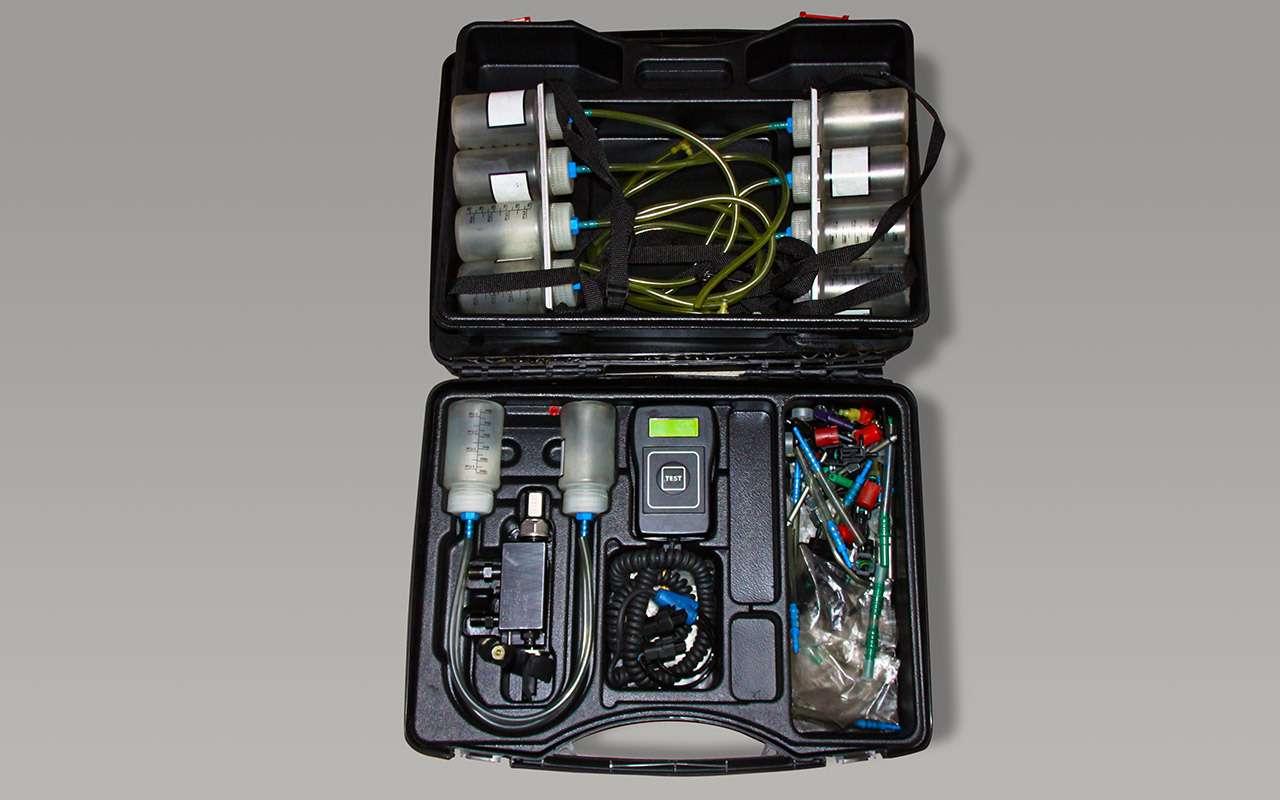 Диагностика дизельных двигателей— исследование ЗР— фото 798469