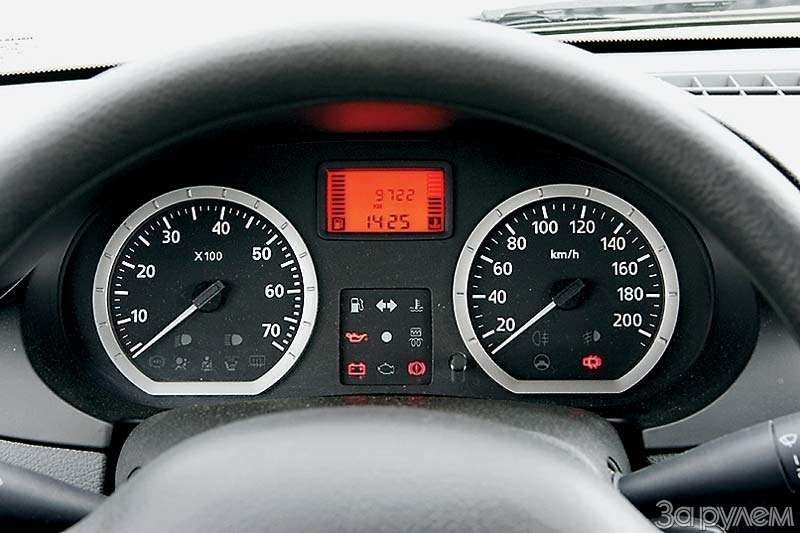 Тест Kia Spectra, Renault Logan, Nissan Almera Classic. Отбатонов доседанов— фото 66426