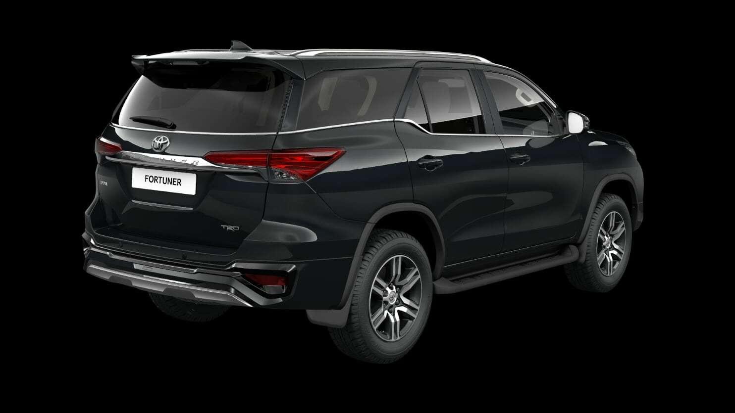 В Россию привезли Toyota Fortuner TRD. Цены известны— фото 909935