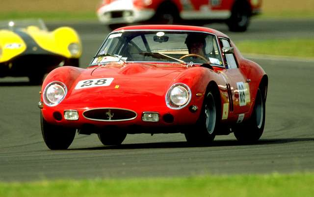 no copyright ferrari gto