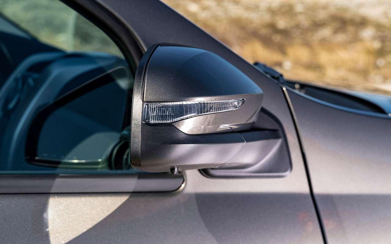 Lada Largus 2021с новым мотором: тест-драйв ивидео— фото 1239637