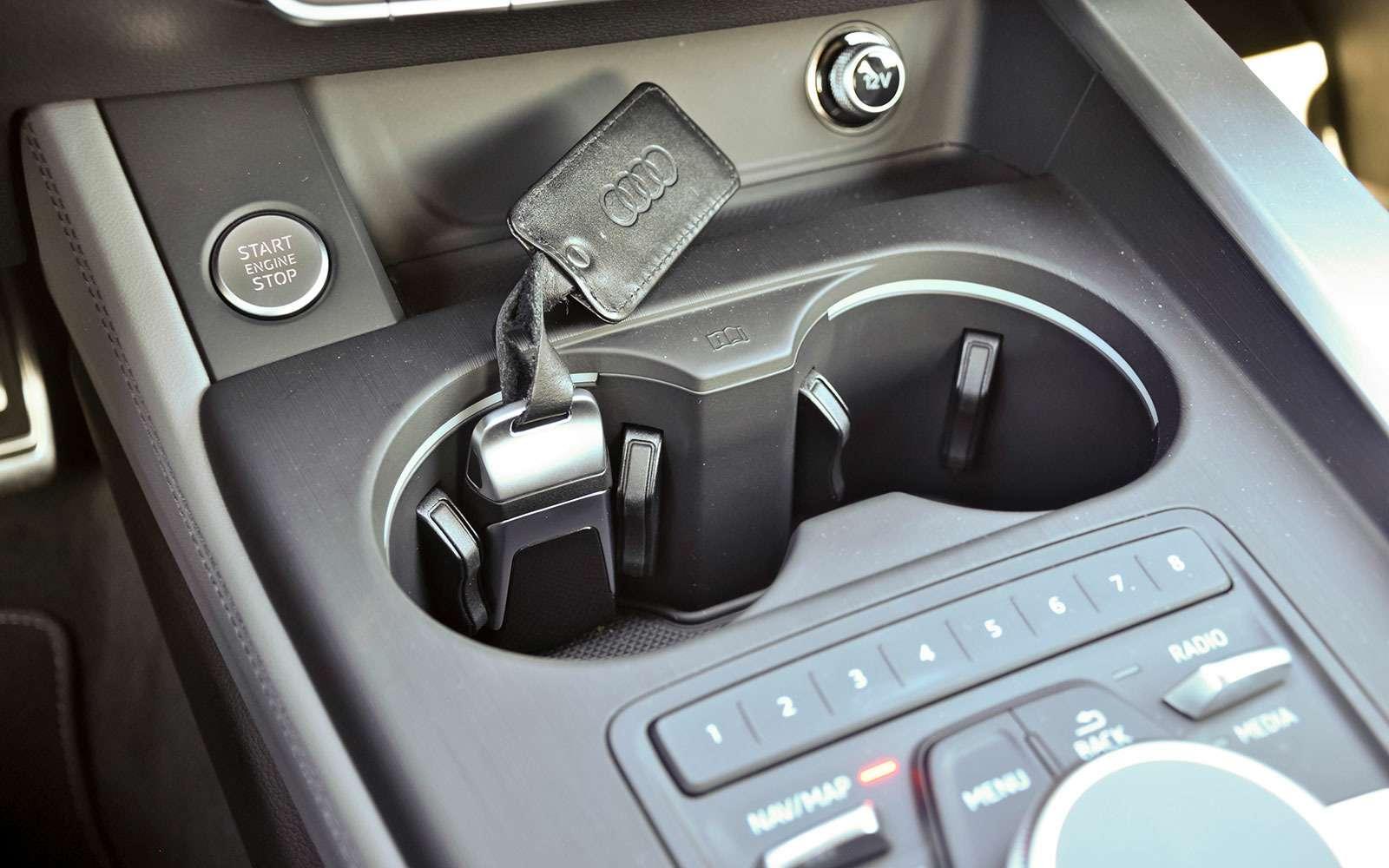 Тест Audi A5Coupe: пока небеспилотник— фото 631315