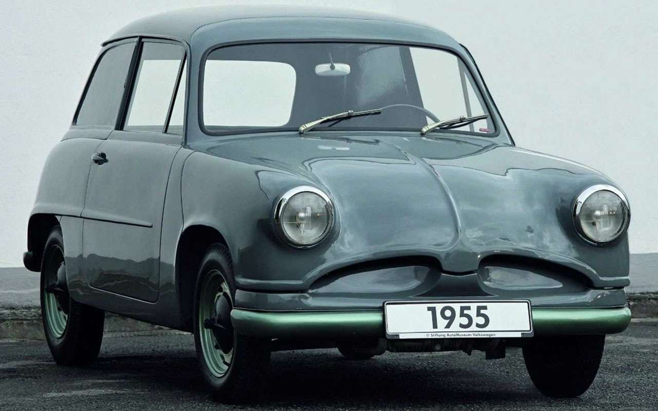 Какие модели VWрассматривал назамену Beetle— фото 1262577