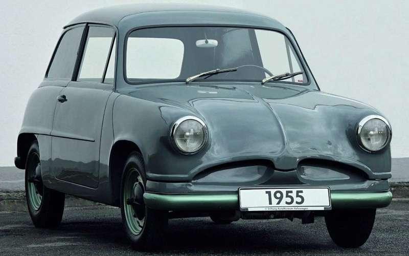 Какие модели VWрассматривал назамену Beetle