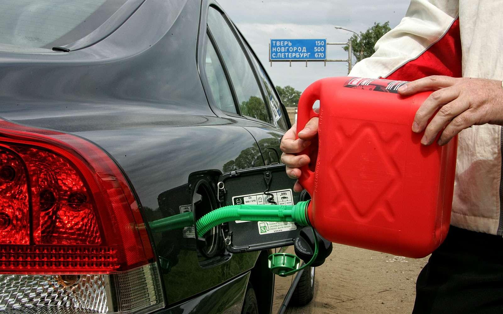 Повышенный расход топлива— вчем причина?— фото 663923