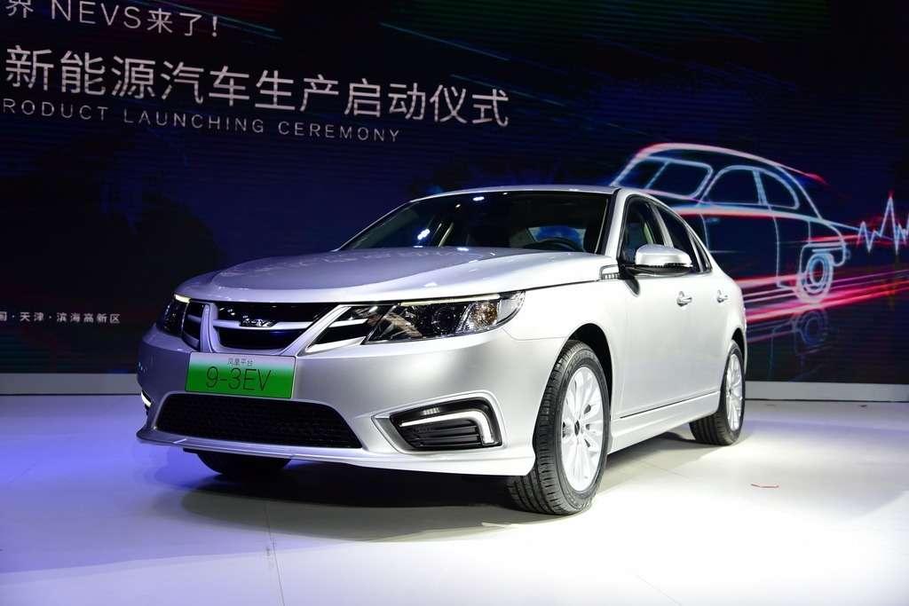 Китайцы выпустили старый Saab вместо обещанного нового— фото 823778