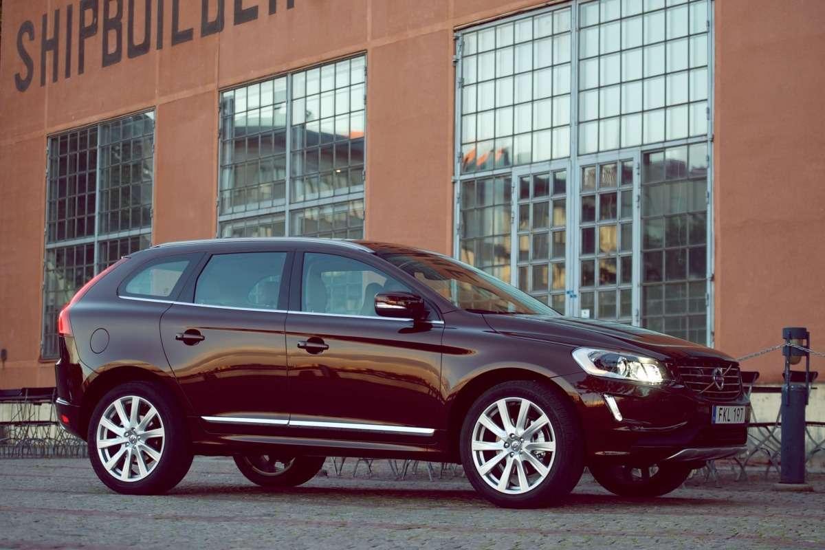 Volvo XC60— model year 2015