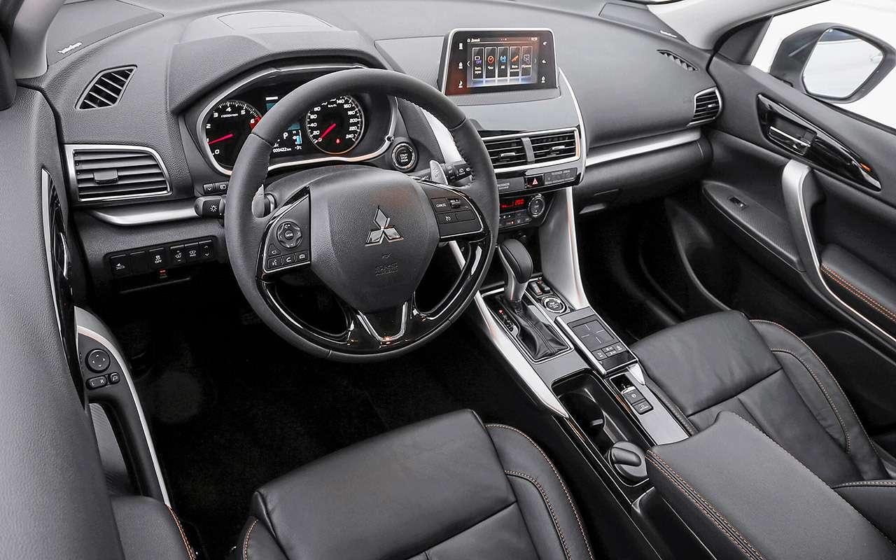 Кросс-купе изКитая, Франции иЯпонии: большой тест «Зарулем»— фото 1079493