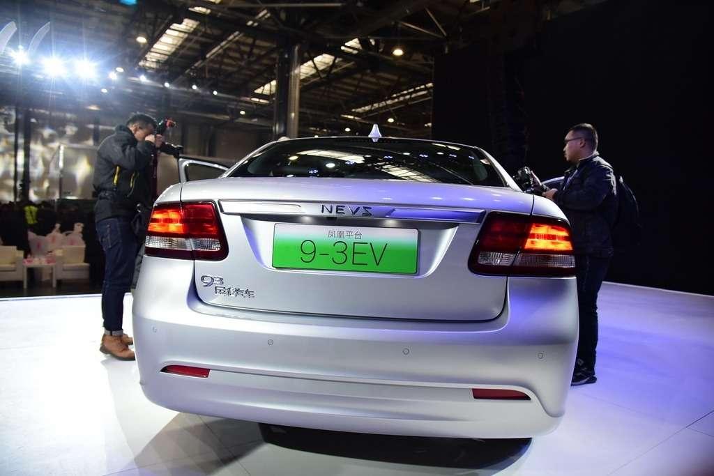 Китайцы выпустили старый Saab вместо обещанного нового— фото 823783