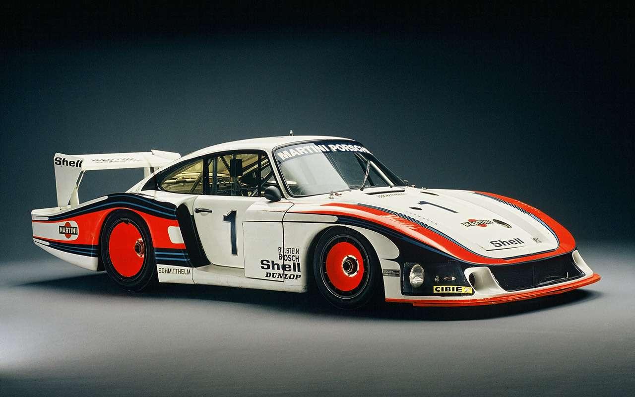 Возвращение Моби Дика: Porsche возродила легендарную модель— фото 911398