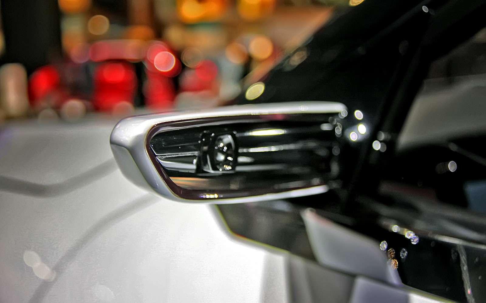 Метеозависимый: Mitsubishi рассказала оталантах вседорожника GT-PHEV— фото 641477