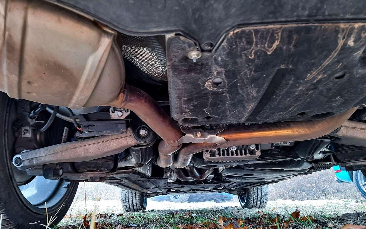 Какнеугробить Porsche набездорожье— инструкция (ну, мало ли!)— фото 1210785