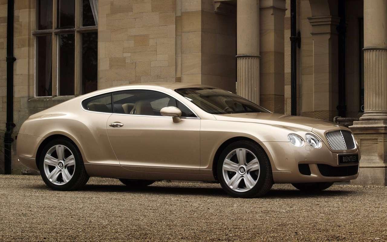 Роскошь недорого: как выбрать Bentley спробегом (инеразориться потом)— фото 1242686
