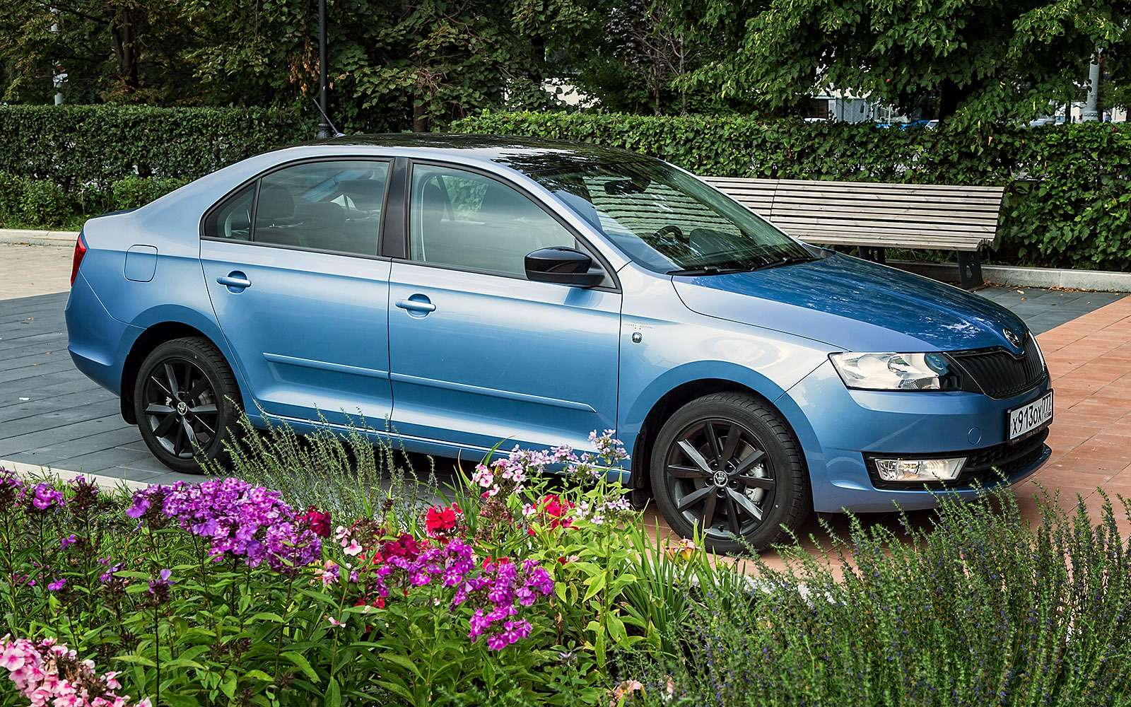 Skoda Rapid Hockey Edition