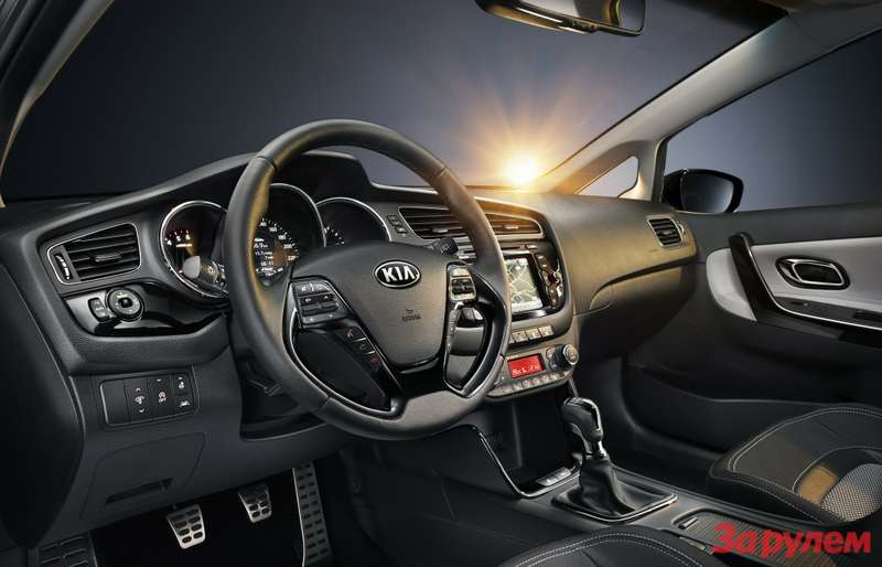 All-new cee'd interior (1)