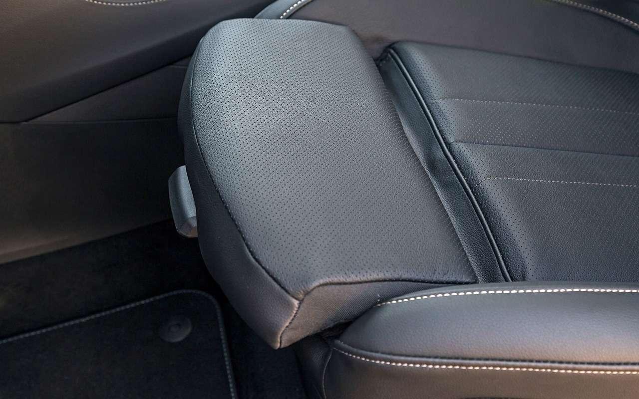 Opel Grandland X— честный иподробный тест-драйв— фото 1240082