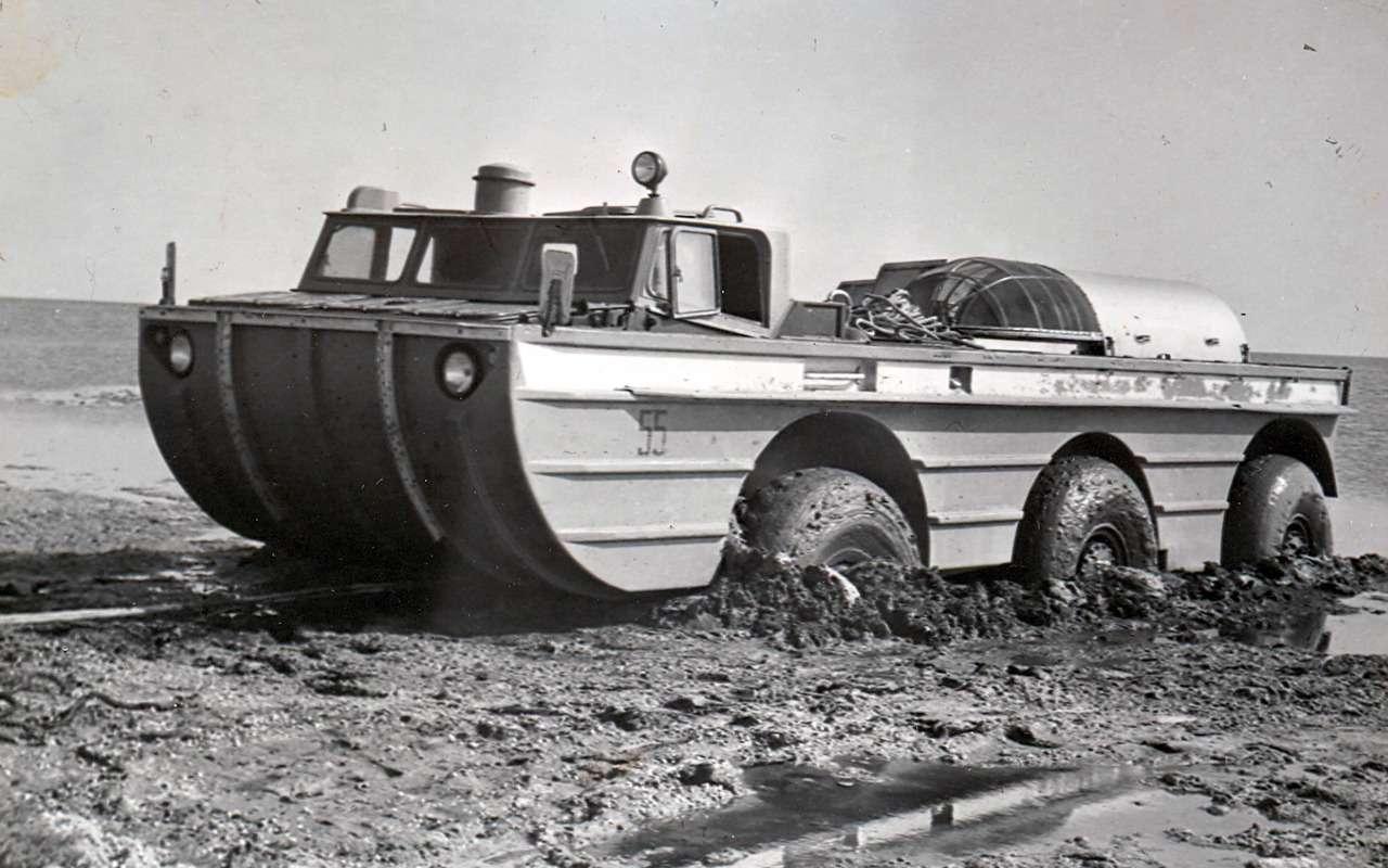 Нарочно не придумаешь: 10самых чудных советских грузовиков— фото 1274710