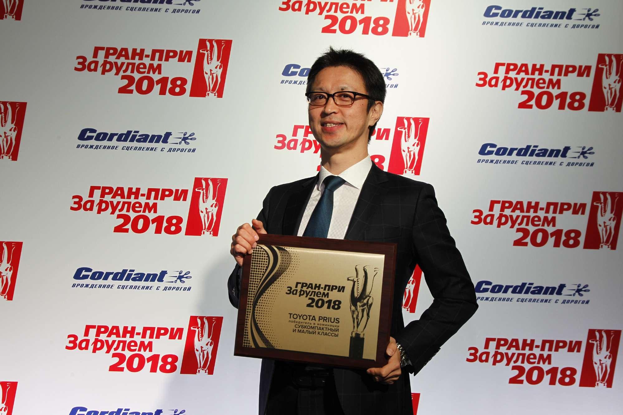 Гран-при «Зарулем»: названы лучшие автоновинки икомпании 2017 года— фото 856026