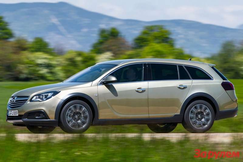 Opel Insignia Country Tourer 2014 1600x1200 wallpaper 04